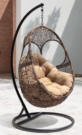 """Подвесное плетеное кресло """"Solar"""""""