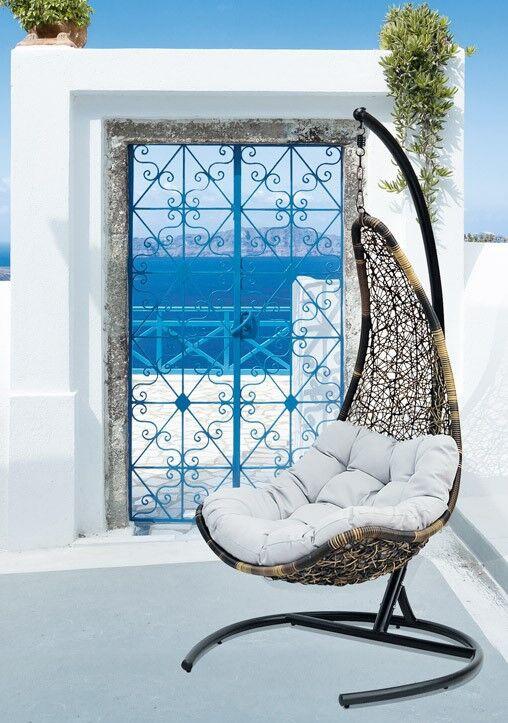 """Подвесное плетеное кресло в магазине """"Дом Ротанга"""""""