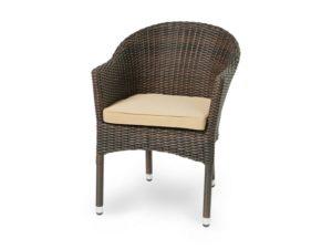 "Плетеное кресло ""Warsaw"", обеденное, Артикул: 20211"