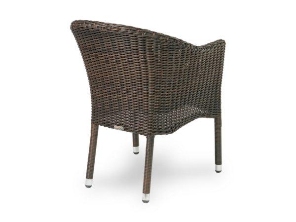 Плетеное кресло из искусственного ротанга «Warsaw». Артикул 20211. Joygarden