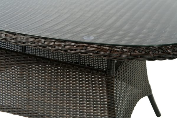 Warsaw обеденный стол из искусственного ротанга