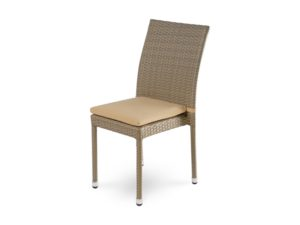 """Фото-Плетеный стул """"Rome"""" без подлокотников"""