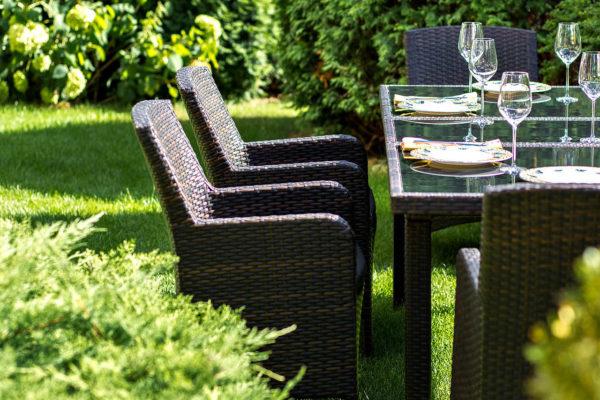 Mykonos плетеное кресло, артикул 24891