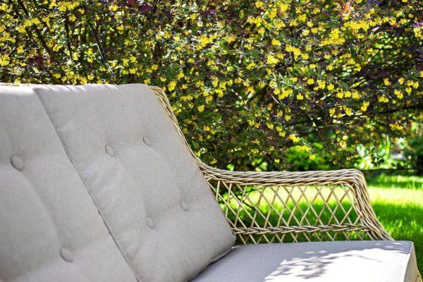 Oslo плетеный диван из искусственного ротанга