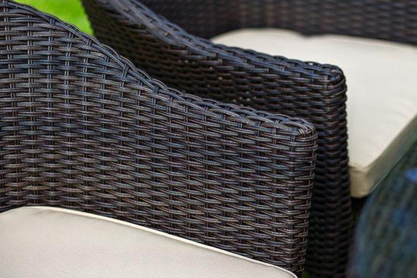 Warsaw плетеное кресло из искусственного ротанга, артикул 20211