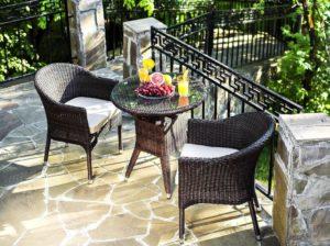 Warsaw садовая мебель из искусственного ротанга