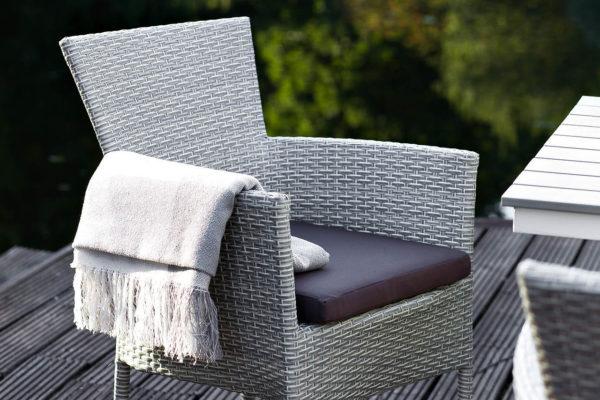 Aroma плетеное кресло, артикул 28511