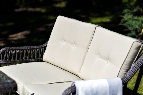 Двухместный плетеный диван «Cannes»,