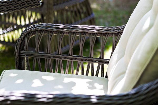 Cannes плетеное кресло, артикул 27701