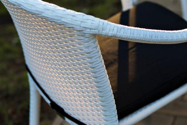 Плетеный стул из искусственного ротанга «Lotus»