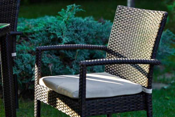 Milano плетеное кресло, артикул 28539