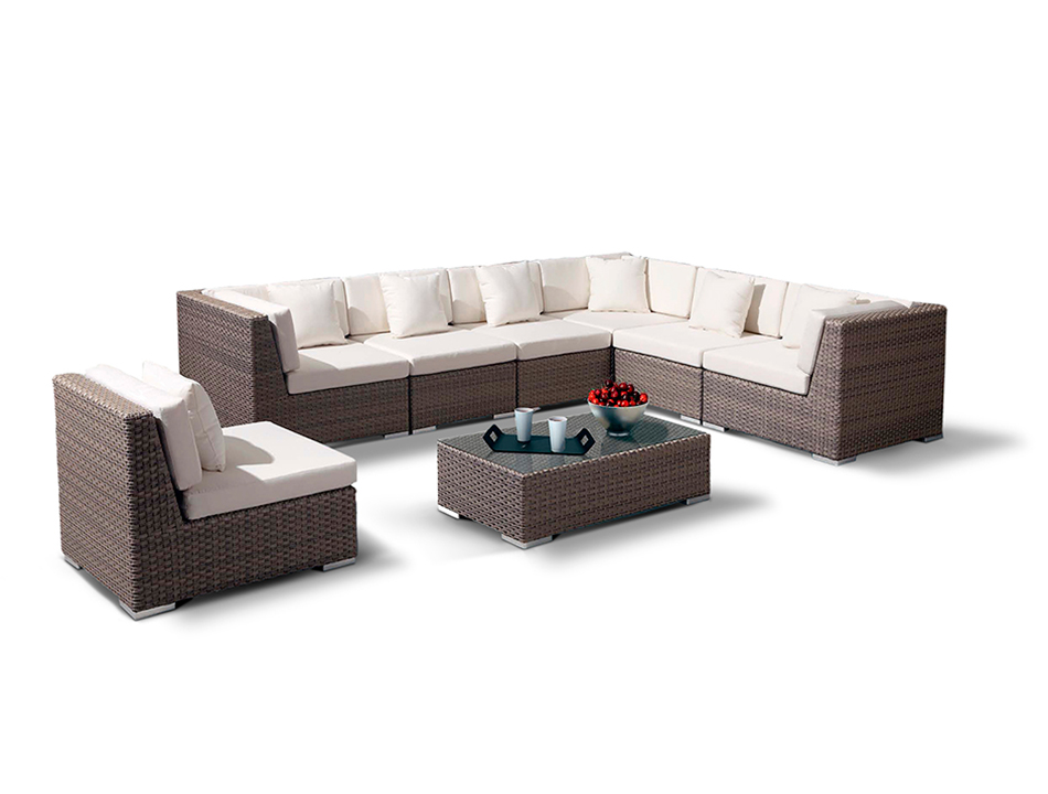 "Плетеная мебель ""Belluno"" / 4SiS"