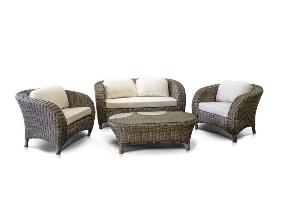 "Комплект плетеной мебели ""Римини"""