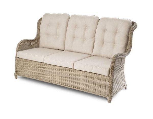 """Плетеный диван ""Geneva""-картинка"""
