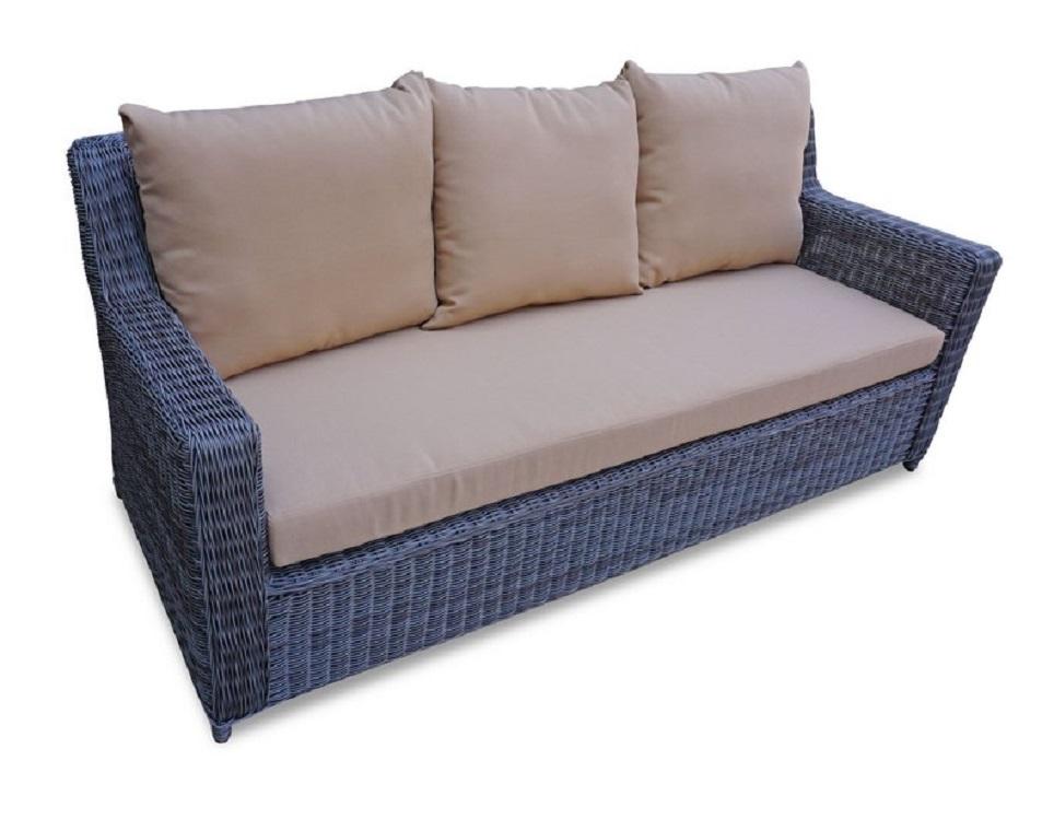 "Фото-Плетеный диван ""Sunstone"""
