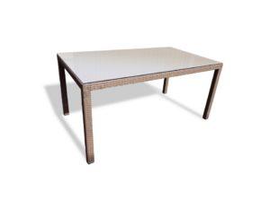 """Фото-Плетеный стол """"Rome"""", 150×90 см"""
