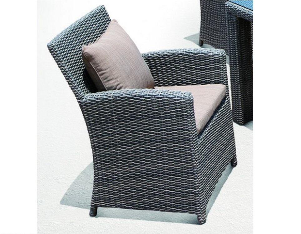 """Фото-Плетеное кресло """"Grace"""", обеденное"""