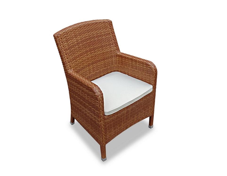 """Фото-Плетеное кресло """"Mykonos"""", обеденное"""