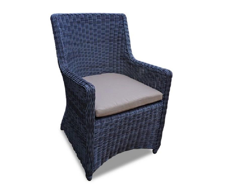"""Фото-Плетеное кресло """"Sunstone"""", обеденное"""