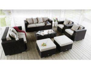 Плетеная садовая мебель «Adagio»