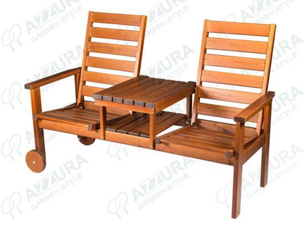 Мебель из массива сосны Stereo