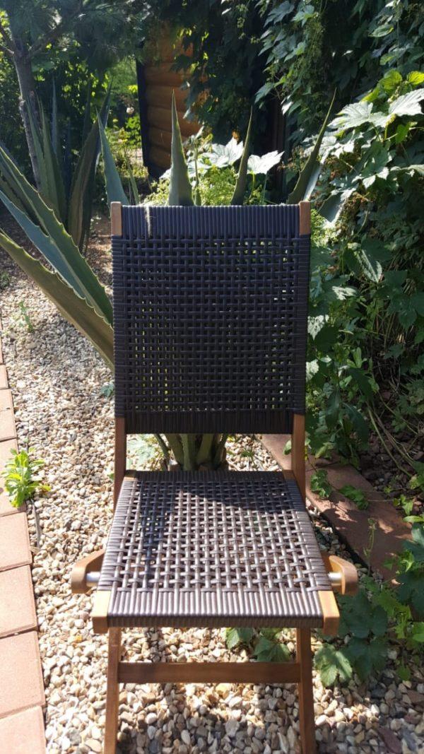 Обеденный складной стул «Ever ton»