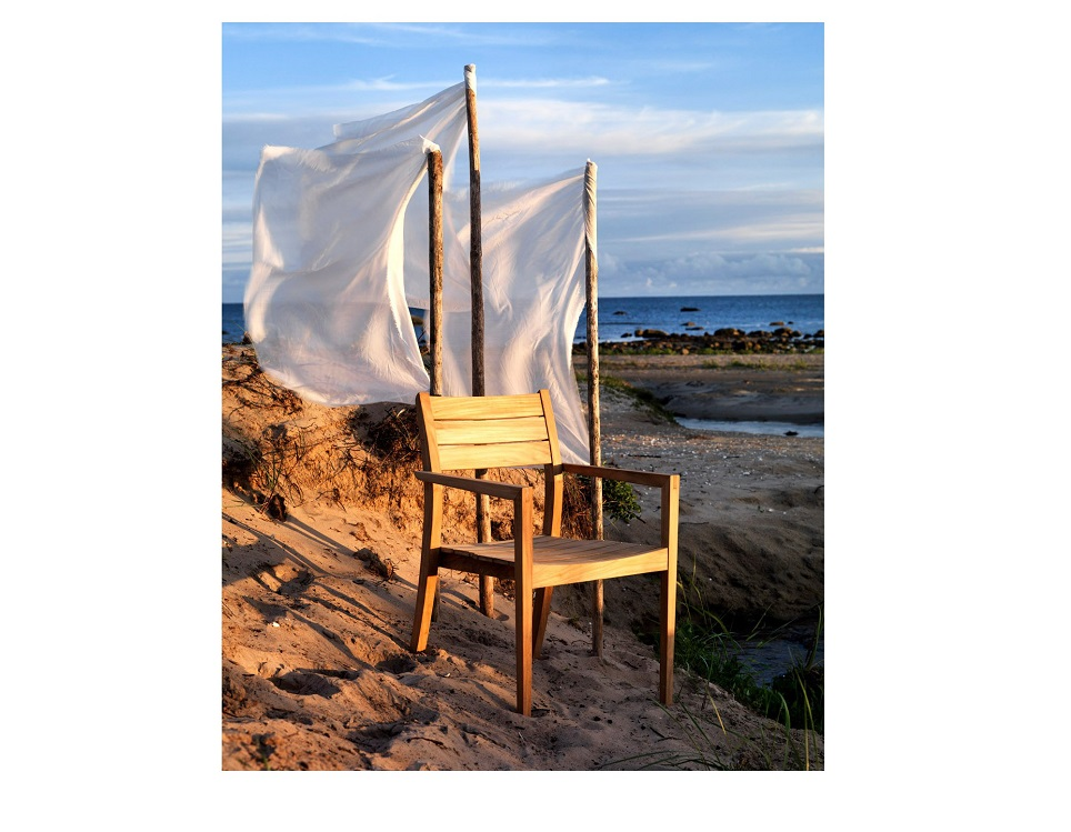 """Кресло из тика """"Chios"""""""