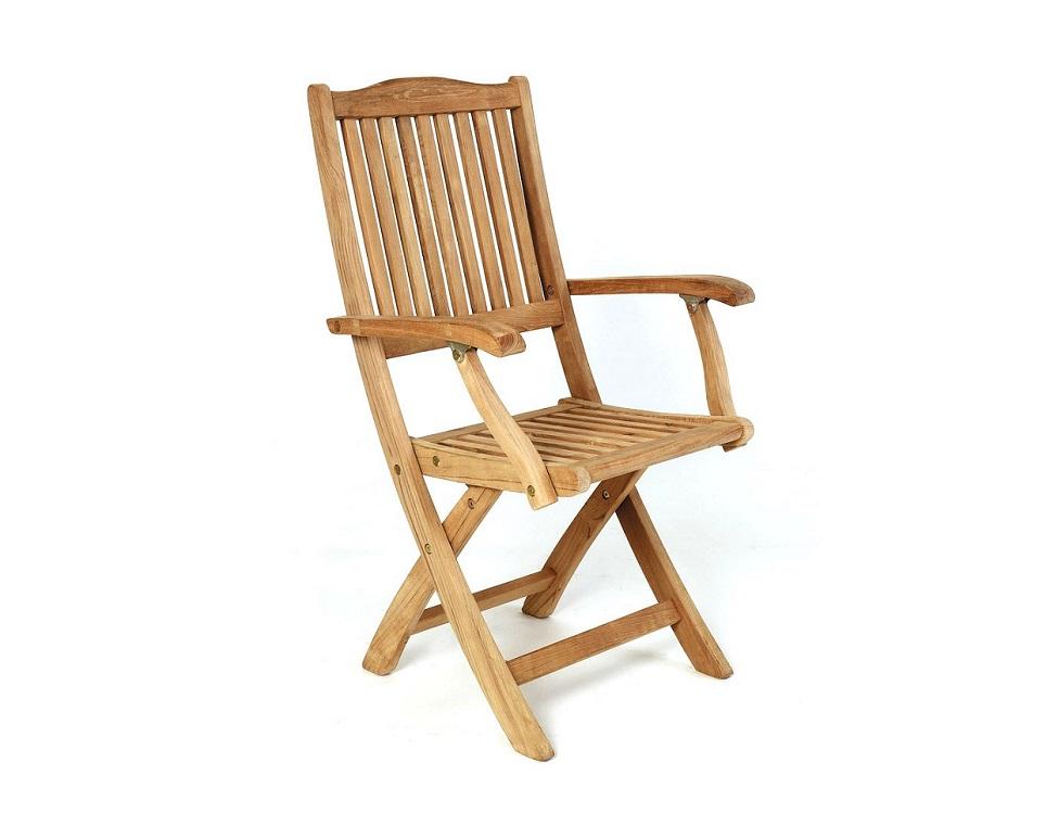 "Кресло из тика ""Filippa"""