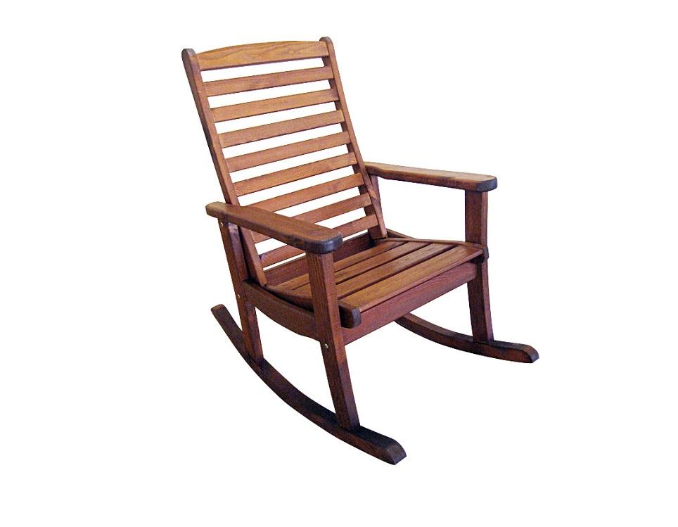 """Кресло-качалка из сосны """"Solberga"""""""