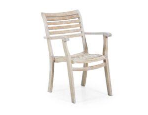 """Кресло из тика """"Karlo"""""""