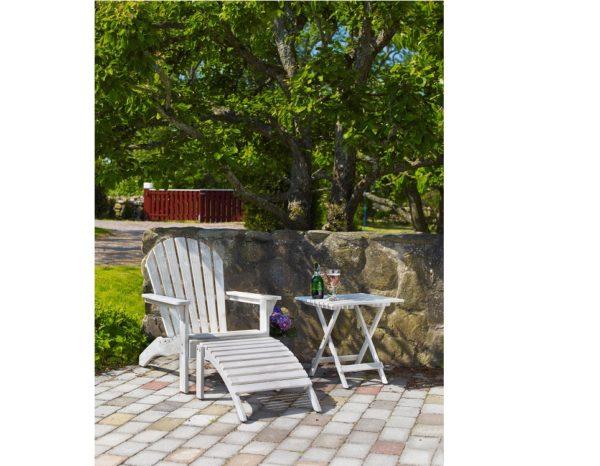 """Фото-Комплект садовой мебели из акации """"Chaplin"""" Brafab"""