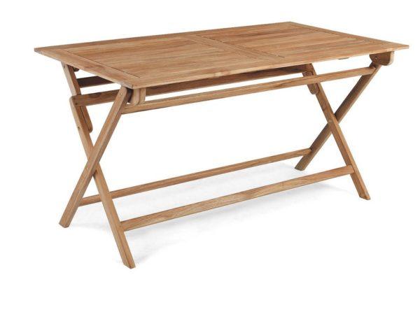 "Стол из тика ""Turin"", 140 см"