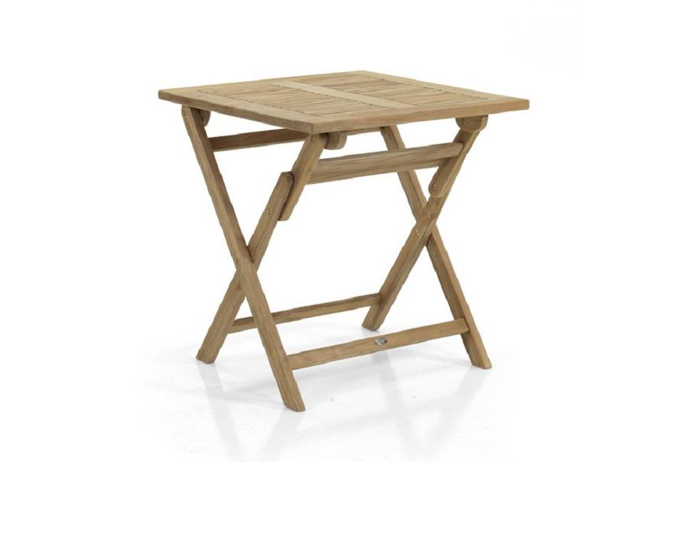 "Стол из тика ""Turin"", 70 см"