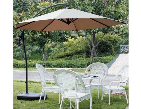 "Садовый зонт ""GardenWay А005"", цвет бежевый"