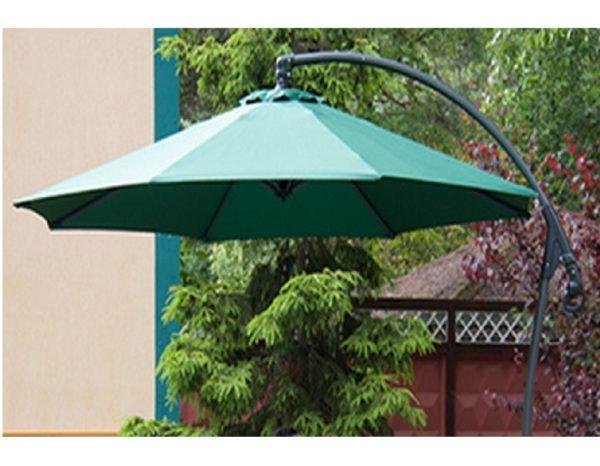 "Садовый зонт ""GardenWay А005"", цвет зеленый"