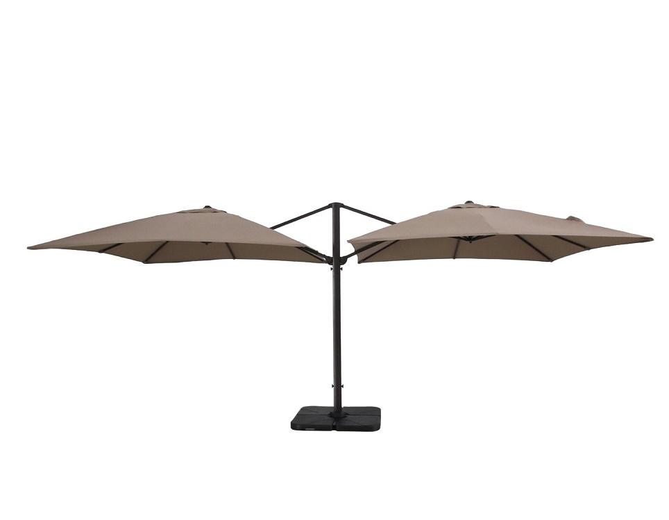 "Садовый зонт ""GardenWay А008"", цвет бежевый"