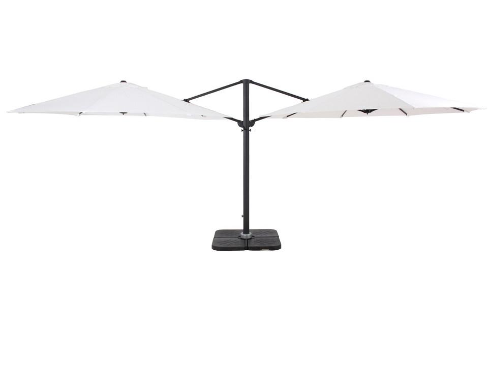"""Садовый зонт """"""""GardenWay А008"""", цвет кремовый"""