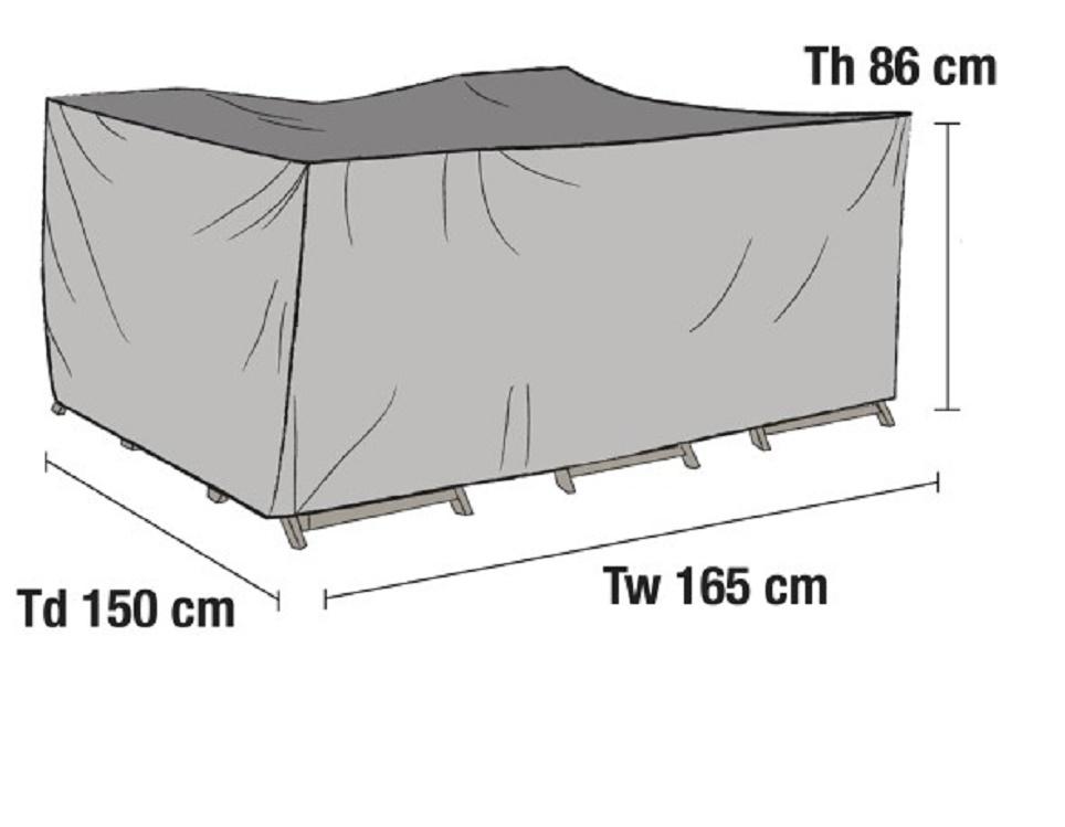 Чехол 165x150x86 см