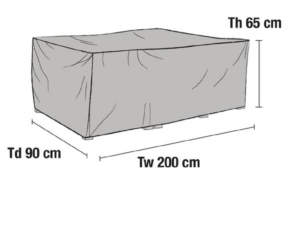 Чехол 200x90x65 см