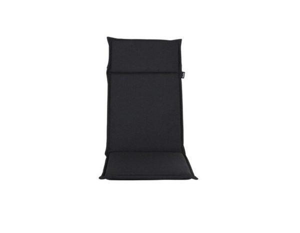 """Подушка на кресло """"Esdo"""", цвет черный."""