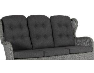 "Подушка для дивана ""Evita"", цвет серый"