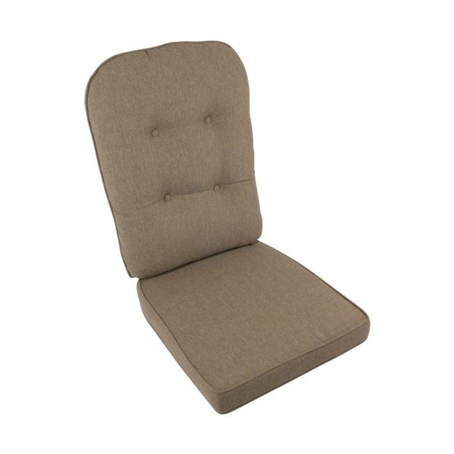 "Подушка на кресло ""Evita/Alexia"", цвет бежевый"