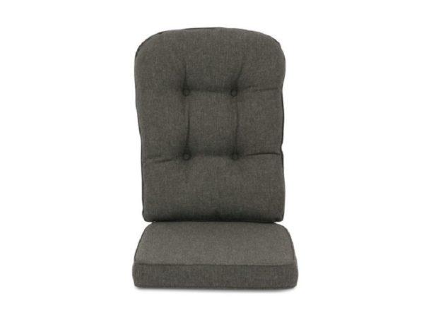 "Подушка на кресло ""Evita/Alexia"", цвет серый"