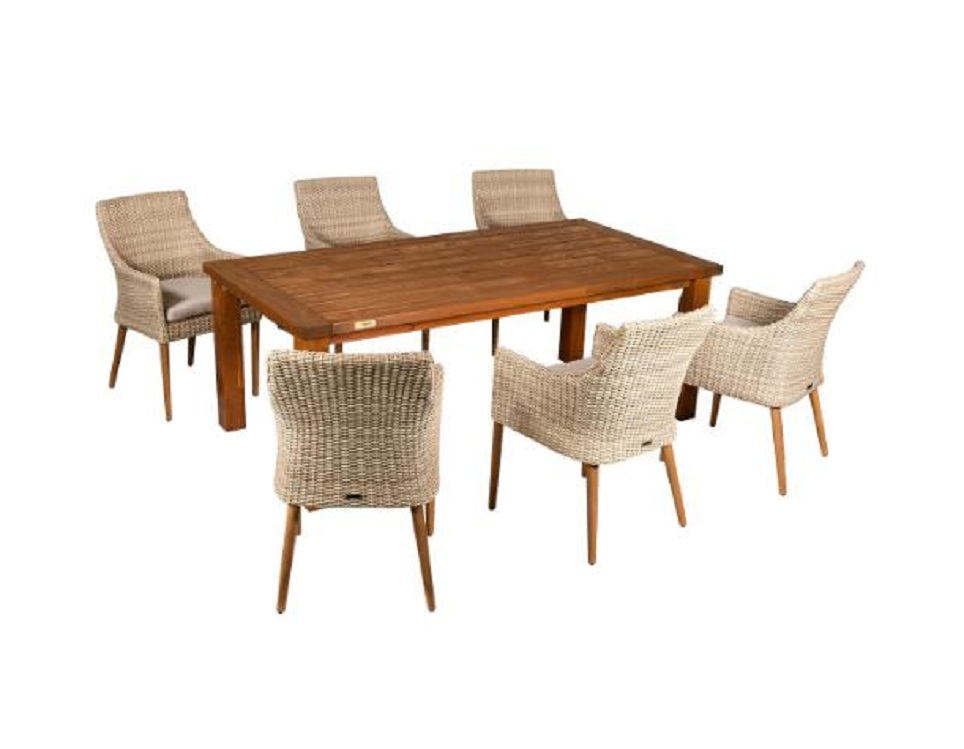 "Комплект плетеной мебели ""Faro&Kingston"""