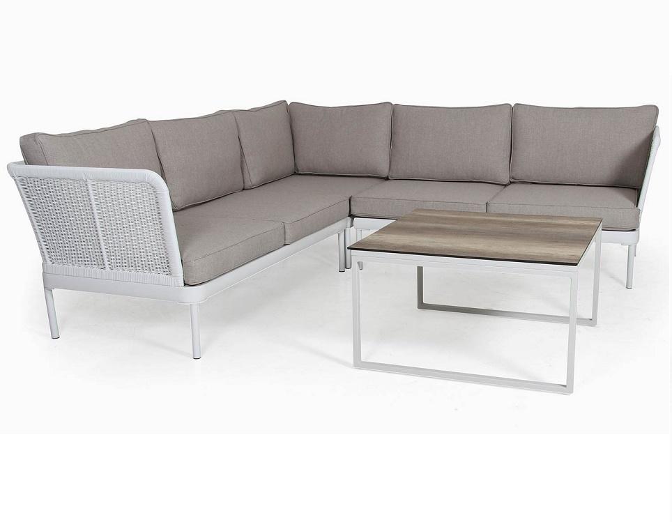 """Комплект плетеной мебели """"Ajaccio beige"""""""