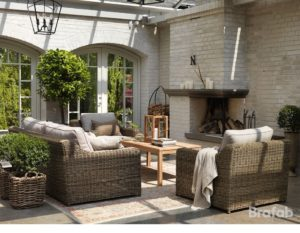 """Комплект плетеной мебели """"Glendon"""""""