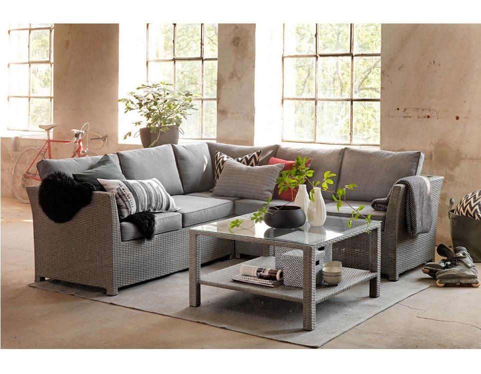"Комплект плетеной мебели ""Madison grey"""