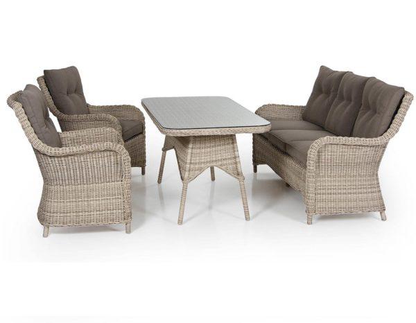 "Комплект плетеной мебели ""Modesto beige"""