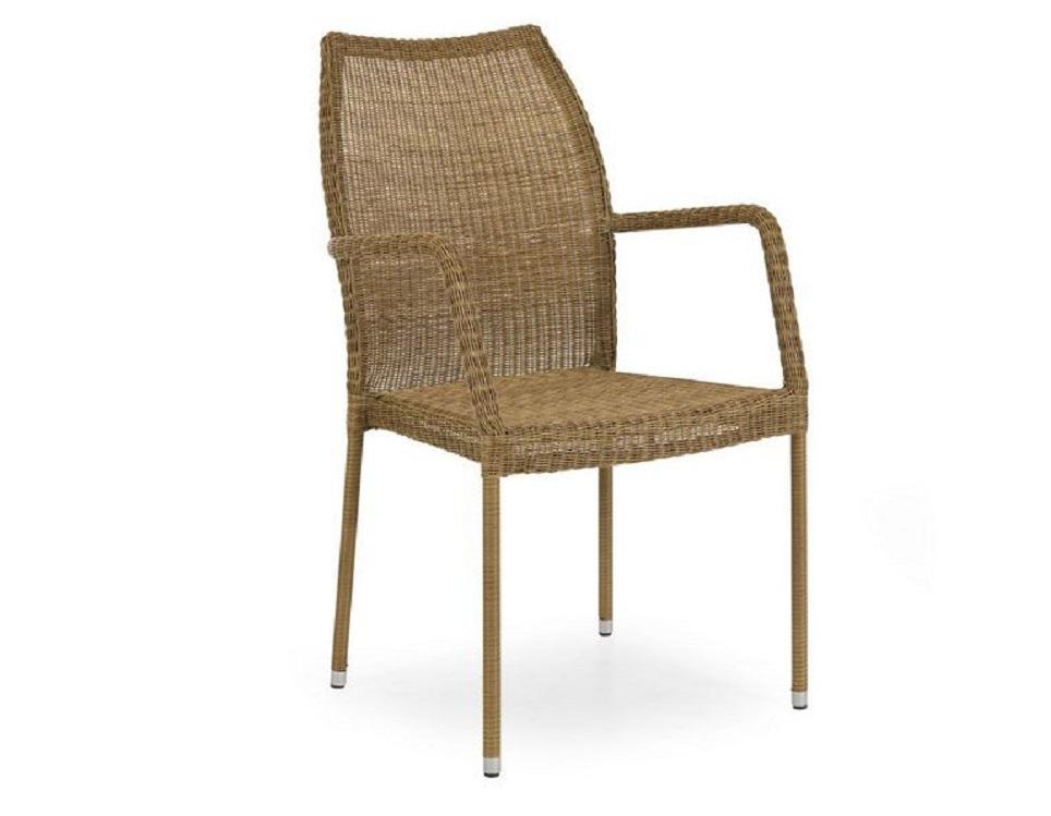 """Плетеное кресло """"Angelica"""", натуральный"""