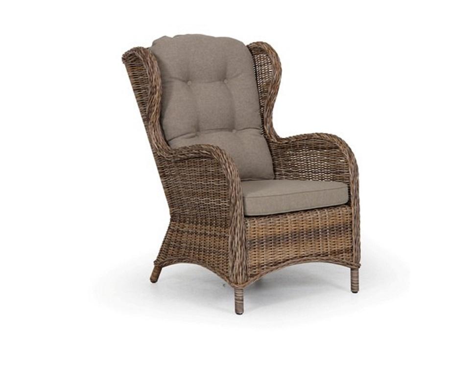 """Кресло """"Evita mix"""", цвет натуральный микс"""